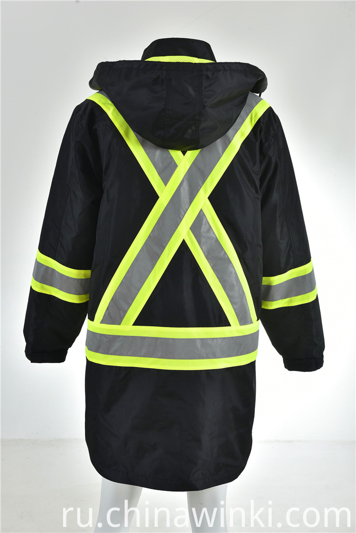fashion safety jacket